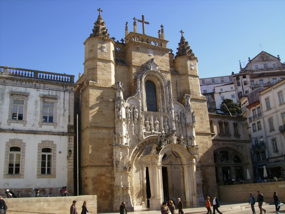 Coimbra: The king's capital