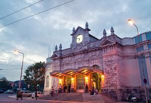 Coimbra Central Train Station