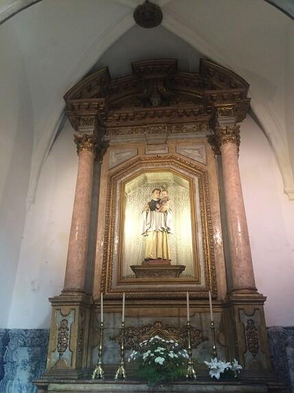 Santo António de Lisboa e Pádua, mas também de Coimbra!