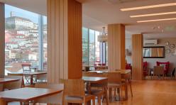 Sala de Pequenos-almoços Hotel Oslo Coimbra