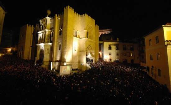 Coimbra Historische Wohnviertel