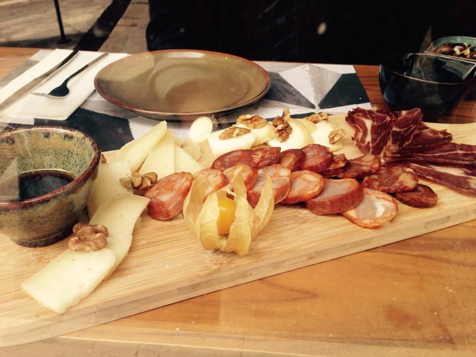 Portuguese tradition + great flavor = Coimbra
