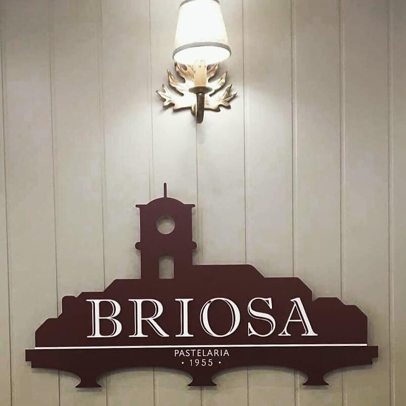 """Briosa in """"Baixa de Coimbra"""""""