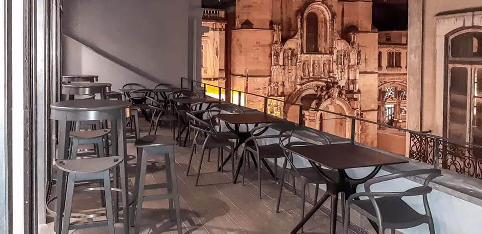 """The renovated Carmina de Matos at """"Baixa de Coimbra"""""""