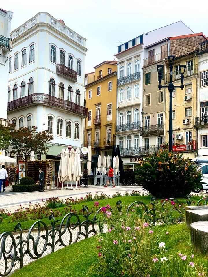 "Coimbra after Covid lockdown ""Can't Skip Hope"