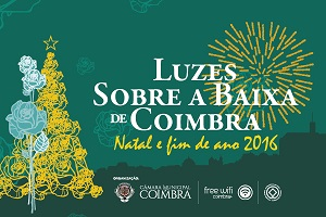 New Year's eve 2016-2017 in Coimbra