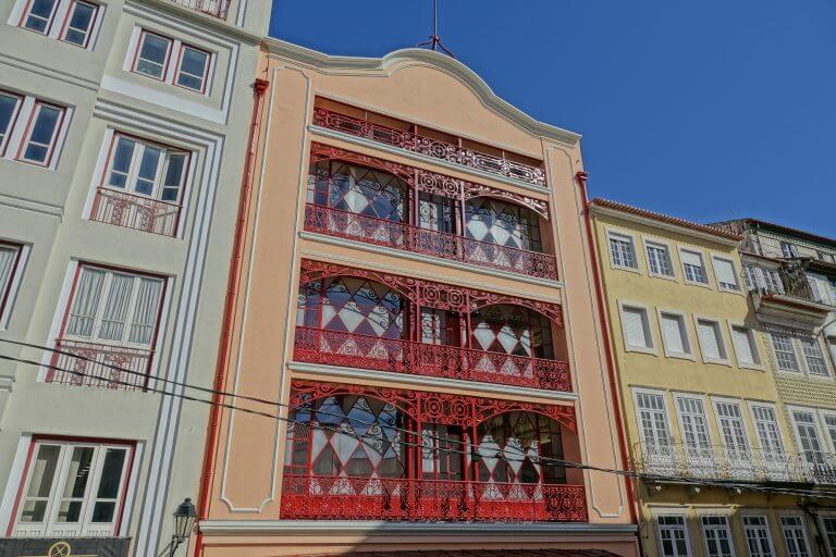 """Visit the Municipal Museum - """"Edifício Chiado"""" Coimbra"""