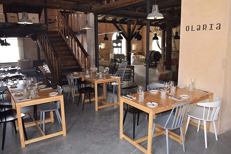 Refeitro, a factory restaurant