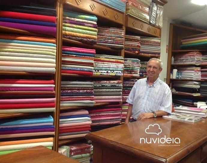 """Casa Coelho - a emblematic fabric shop in """"Baixa de Coimbra"""""""