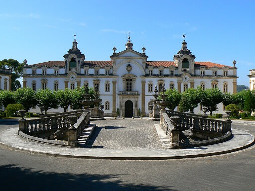 Uncover the Grand Seminary of Coimbra