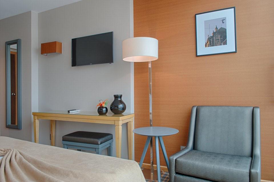 Superior Bed-room Hotel Oslo Coimbra