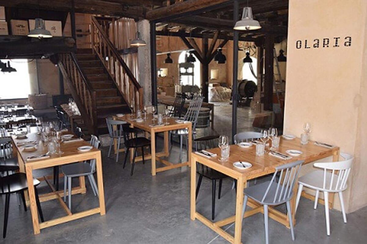 Refeitro, a factory restaurant