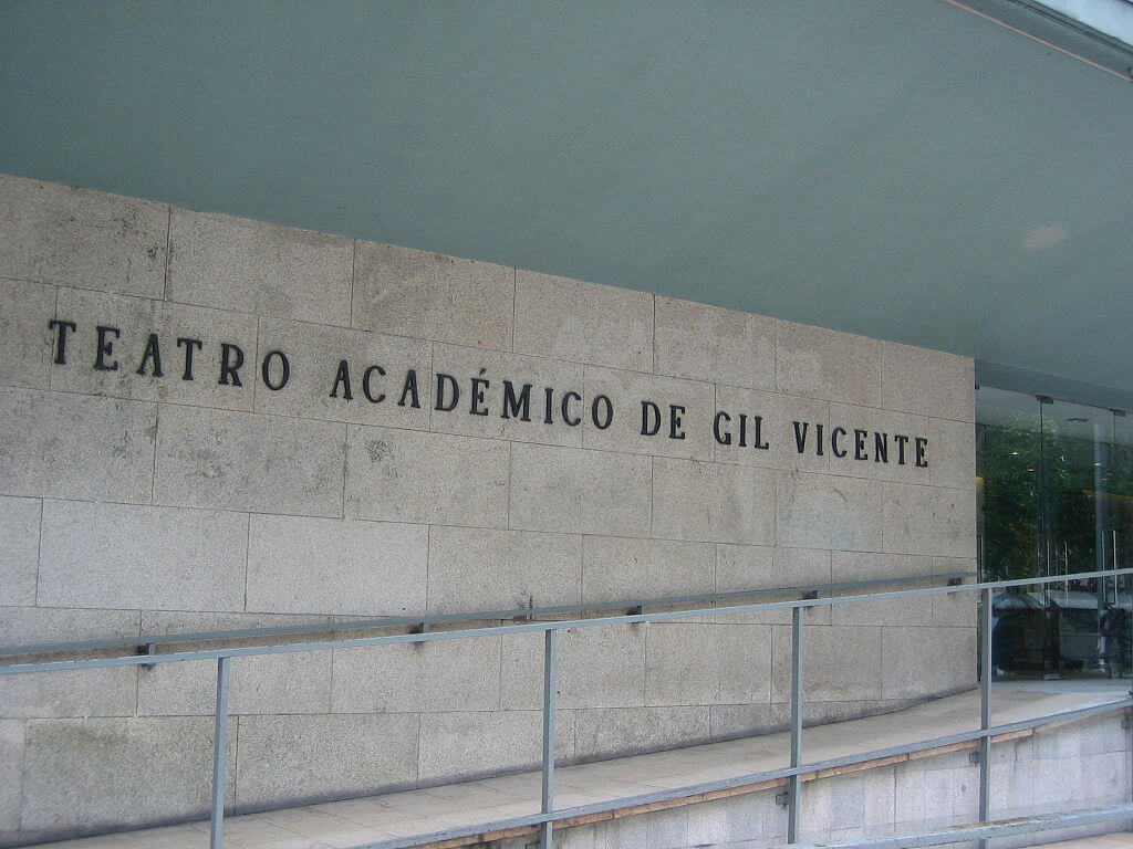 Gil Vicente Academic Theater Coimbra