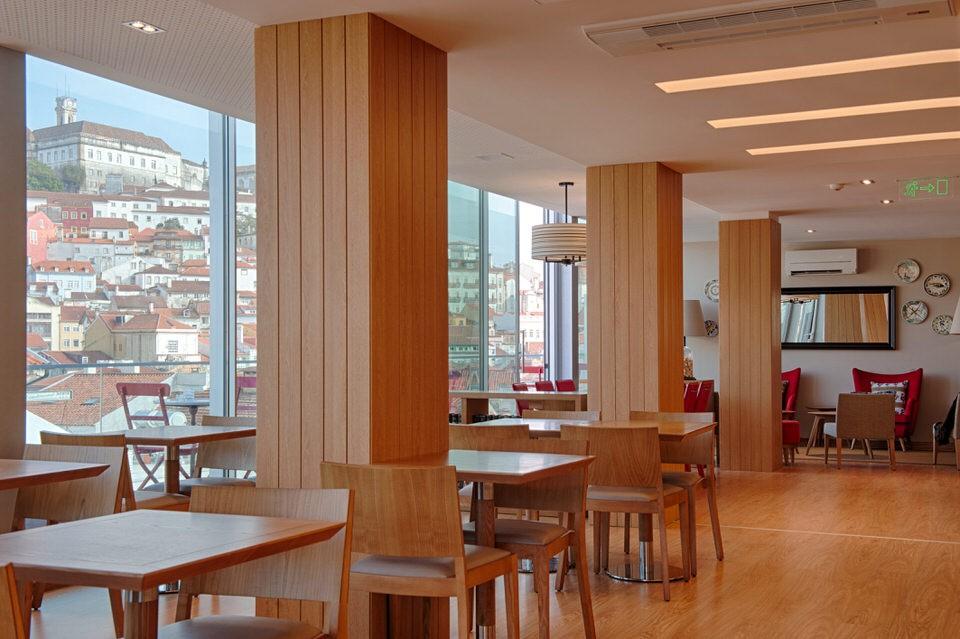 Breakfast Room Hotel Oslo Coimbra