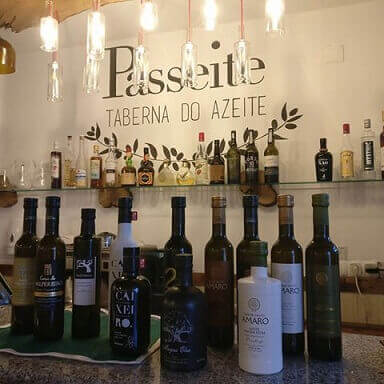 Passeite - Taberna do Azeite in Coimbra