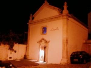 Vieja iglesia ahora dedicada al Fado de Coimbra