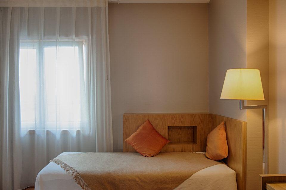 Sofá de Hotel Habitación Standard