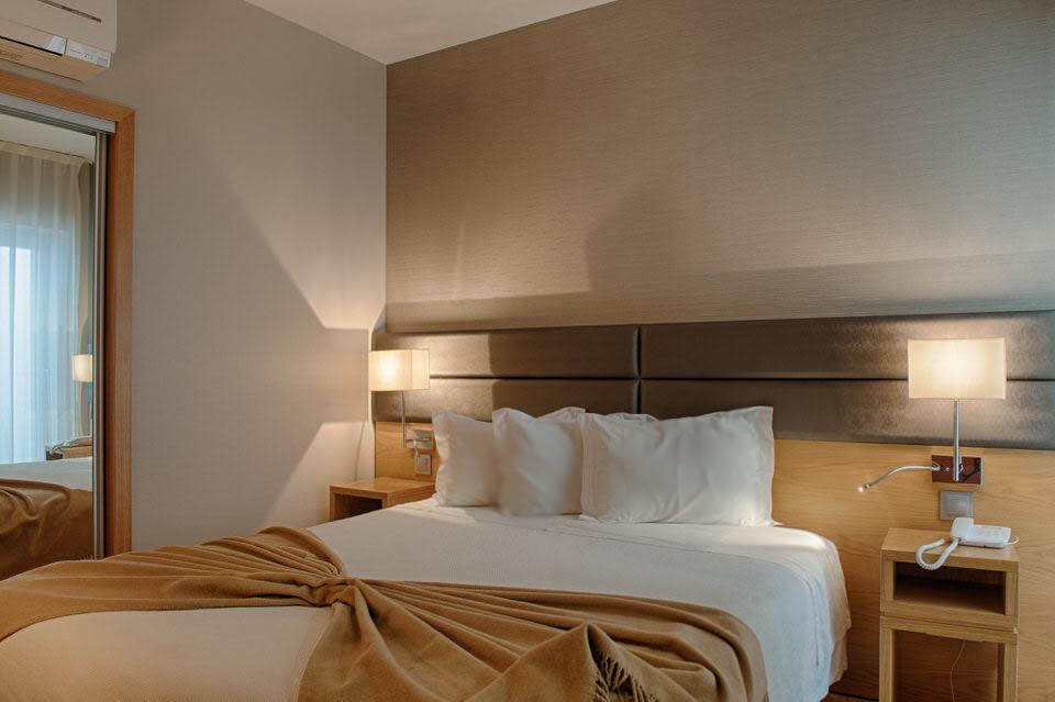 Habitación Doble en Hotel Oslo Coimbra