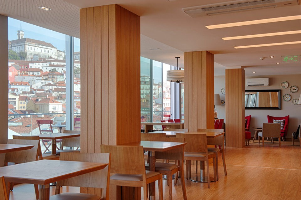 Salon Desayuno Hotel Oslo