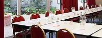 Sala de reuniões do hotel