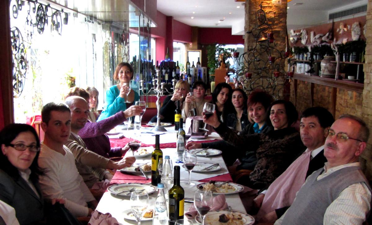 Staff do Hotel Oslo Coimbra