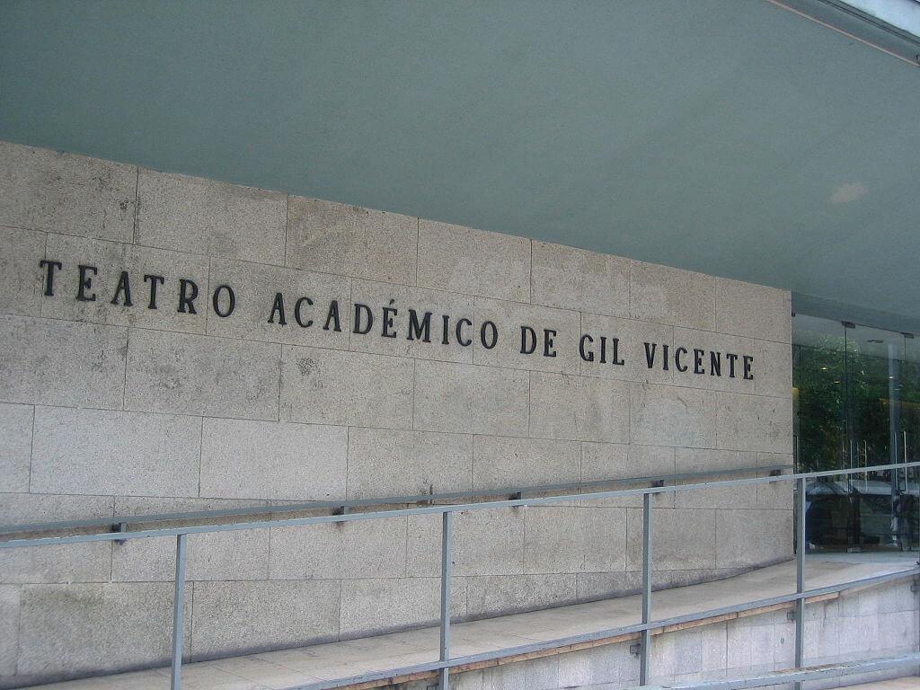 Teatro Académico Gil Vicente Coimbra