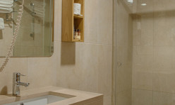 Casa de banho Hotel Oslo Coimbra