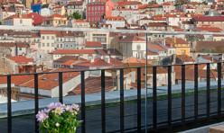 Esplanada panorâmica Coimbra