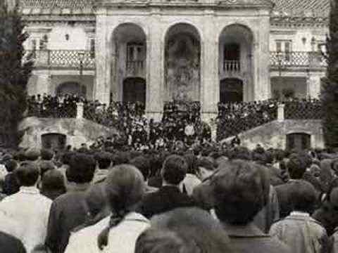 Resultado de imagem para crise académica de 1969
