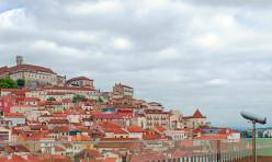 Miradouro sobre Coimbra Hotel Oslo