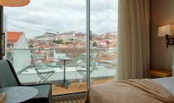 Quarto Panoramico Coimbra Hotel Oslo